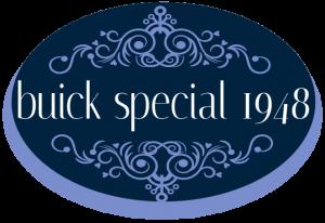 Oldtimer Vjenčanja Buick special 1948